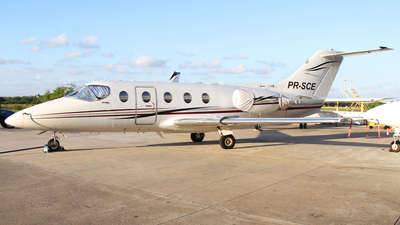 A picture of PRSCE - Hawker Beechcraft 400XP - [RK466] - © Sergio Mendes