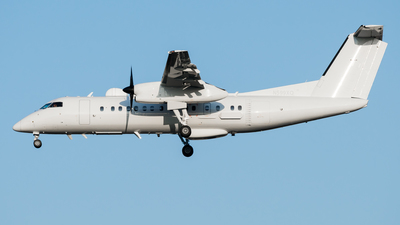 N599XQ - Bombardier Dash 8-315 - Private