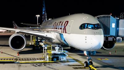 A7-ALN - Airbus A350-941 - Qatar Airways