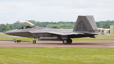 09-4181 - Lockheed Martin F-22A Raptor - United States - US Air Force (USAF)