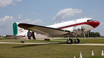 C-FDTD - Douglas DC-3C - Private