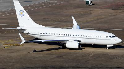 M-LCFC - Boeing 737-7EI(BBJ) - Private