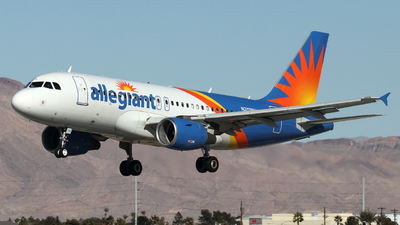 N313NV - Airbus A319-111 - Allegiant Air