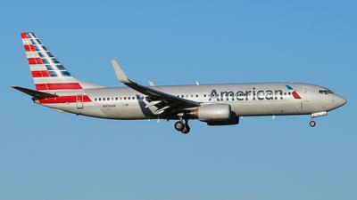 N956AN - Boeing 737-823 - American Airlines