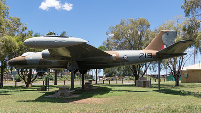 A84-219 - English Electric Canberra Mk.20 - Australia - Royal Australian Air Force (RAAF)