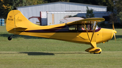 NC4128E - Aeronca 11CC Super Chief - Private