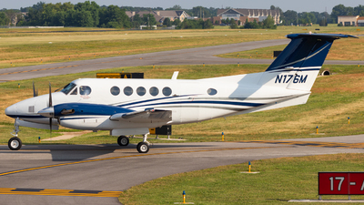 N176M - Beechcraft 200 Super King Air - Private