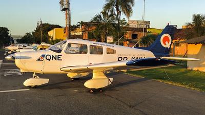 PR-KNH - Piper PA-28-161 Cherokee Warrior II - QNE Escola Padrão de Aviação