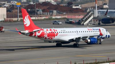 4K-AZ64 - Embraer 190-100IGW - Buta Airways