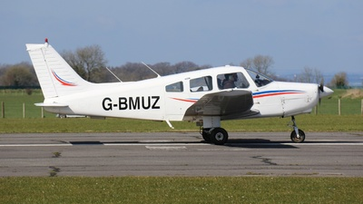 G-BMUZ - Piper PA-28-161 Warrior II - Private