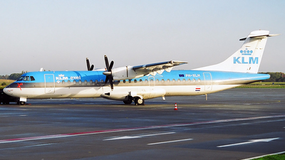 PH-XLH - ATR 72-210 - KLM Exel