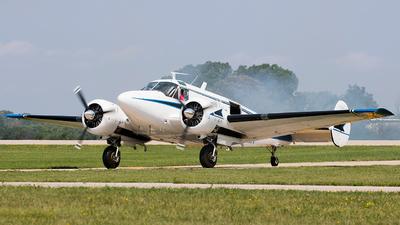 N18RY - Beech E18S - Private
