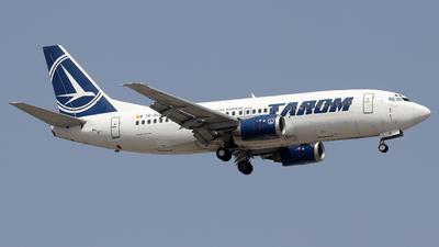 YR-BGD - Boeing 737-38J - Tarom - Romanian Air Transport