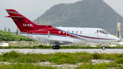 XA-KBL - Hawker Beechcraft 900XP - Private