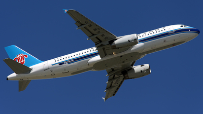 B-6910 - Airbus A320-232 - China Southern Airlines