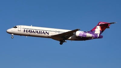 A picture of N475HA - Boeing 71722A - Hawaiian Airlines - © Emerald City Aviation