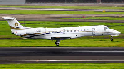 VT-JMN - Embraer ERJ-135ER - Reliance Commercial