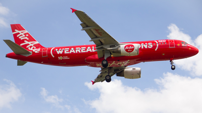 A picture of 9MAQF - Airbus A320216 - AirAsia - © Victor Alpha