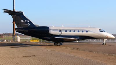 OO-CYN - Embraer EMB-550 Legacy 500 - Embraer