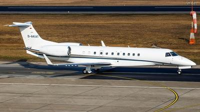 D-AKAT - Embraer ERJ-135BJ Legacy 600 - Stuttgarter Flugdienst (SFD)