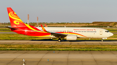 B-1992 - Boeing 737-84P - Suparna Airlines