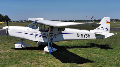 D-MYSM - Aero East Europe Sila 450C - Private