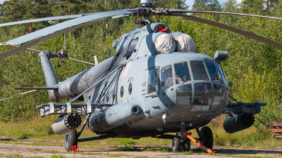 RF-92566 - Mil Mi-8MT Hip - Russia - Air Force