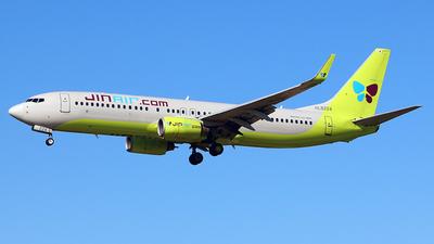 HL8224 - Boeing 737-8Q8 - Jin Air