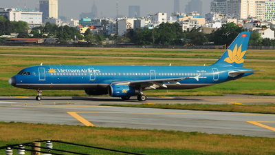 VN-A334 - Airbus A321-231 - Vietnam Airlines