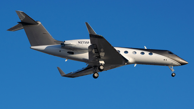 N273SF - Gulfstream G-IV - Private