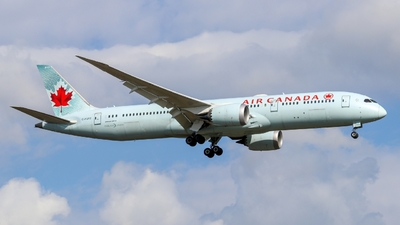 A picture of CFGFZ - Boeing 7879 Dreamliner - Air Canada - © Marcel Knetsch