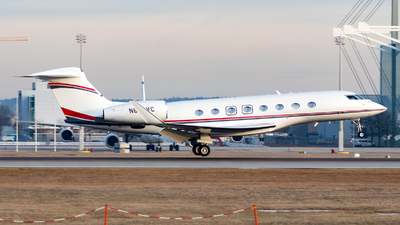 N650VC - Gulfstream G650ER - Private
