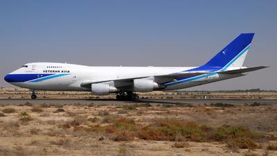 EK-74723 - Boeing 747-281B(SF) - Veteran Avia