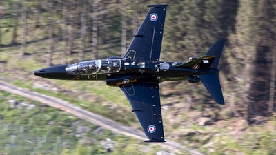 ZK021 - British Aerospace Hawk T.2 - United Kingdom - Royal Air Force (RAF)