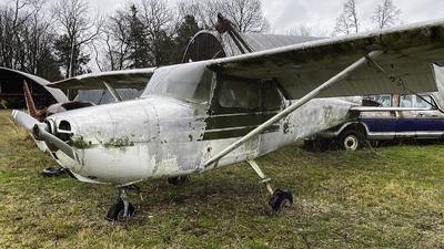 A picture of N8710B - Cessna 172 Skyhawk - [36410] - © Maik Voigt
