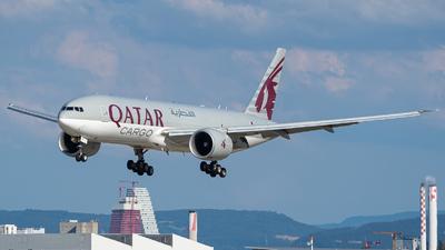 A7-BFI - Boeing 777-FDZ - Qatar Airways Cargo