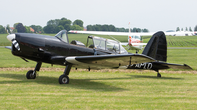G-APLO - De Havilland Canada DHC-1 Chipmunk 22 - Private