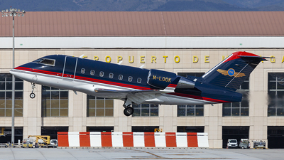 M-LOOK - Bombardier CL-600-2B16 Challenger 604 - Private