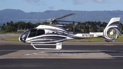 N767MB - Eurocopter EC 130T2 - Private