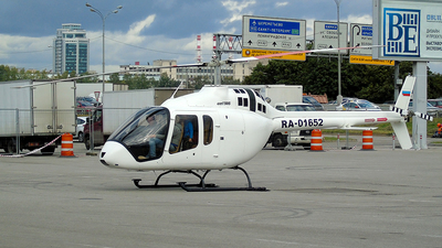 RA-01652 - Bell 505 Jet Ranger X - Private
