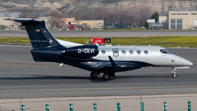 D-CKVI - Embraer 505 Phenom 300E - DAS Private Jets