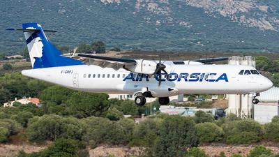 F-GRPJ - ATR 72-212A(500) - Air Corsica