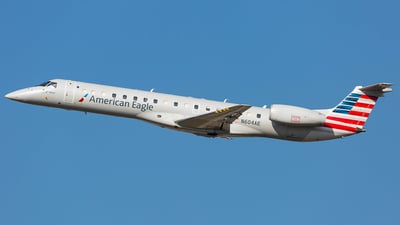 N604AE - Embraer ERJ-145LR - American Eagle (Piedmont Airlines)