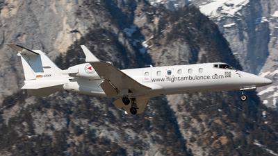 D-CFAX - Bombardier Learjet 60 - FAI Rent-a-jet