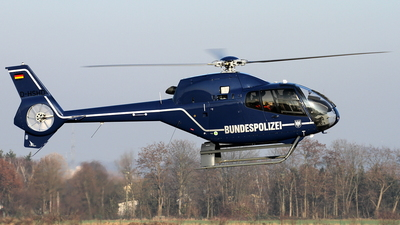 D-HSHD - Eurocopter EC 120B Colibri - Germany - Bundespolizei