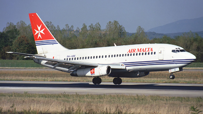 9H-ABE - Boeing 737-2Y5(Adv) - Air Malta