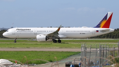 RP-C9934 - Airbus A321-271N - Philippine Airlines