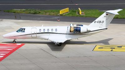 D Colo Cessna 525c Citation Cj4 Flightradar24