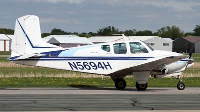 N5694H - Beechcraft 95 Travel Air - Private
