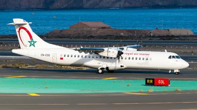 A picture of CNCOG - ATR 72600 - Royal Air Maroc - © Pablo Gonzalez de Leon